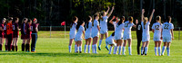 2016-04-07 | IR Girls' Soccer vs. Milford