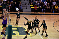 Indian River High School Volleyball vs. Delmarva Christian High School