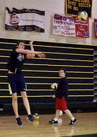 Indian River High School Boys' Volleyball